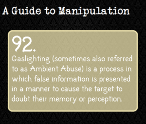 Gaslighting mp3